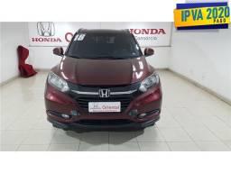 Honda Hr-v 1.8 16v flex ex 4p automático - 2018