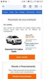 Vendo ou troco S10 Cab. dupla 2013 - 2013