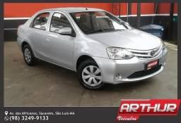 Toyota Etios Sedan X 1.5 Arthur Veiculos - 2015