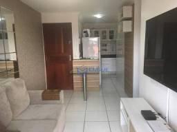 Apartamento com 3 dormitórios à venda, 68 m² por R$ 185.000,00 - Maraponga - Fortaleza/CE