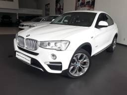 BMW X4 28i top, 15 mil/km, valor imbatível - 2015
