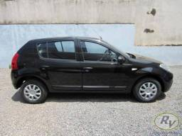 SANDERO 2010/2011 1.0 EXPRESSION 16V FLEX 4P MANUAL - 2011
