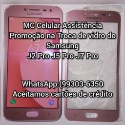 Promoção na Troca de vidro do Samsung Leia a descrição abaixo MC Celular