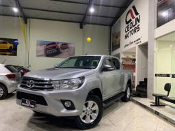 Toyota Hilux SR Diesel 4x4 Automatica 2017