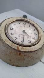 Relógio Frigideira Antigo
