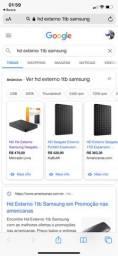 HD EXTERNO 1TB Samsung