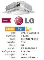 AR Condicionado Split Cassete Inverter LG 54.000 BTU/H Quente/Frio Magazine do AR