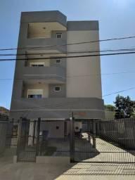 Apartamento dois dormitórios semi mobiliado com garagem no bairro Medianeira