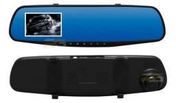 Retrovisor Com Camera Frontal Full Hd 1080p