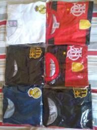 Camisas de times primeira linha
