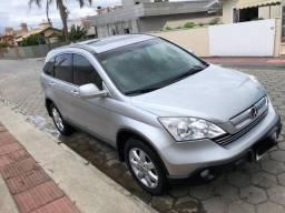 CR-V 2009 ELX 2.0 4WD  TETO E COURO U