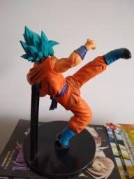 Action figure Goku Blue 22 cm