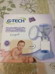 Bombinha de tirar leite materno elétrica