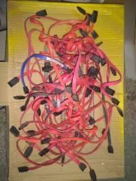 30 cabos sata (somente o lote e venda)