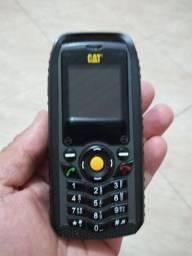 Telefone Caterpillar muito novo