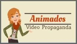 Vídeos animados para divulgação de produtos, empresas e eventos