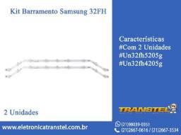 Barramento Led Un32fh4205ag Lm41-00001r Bn96-33972a 9 Leds
