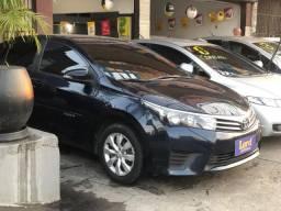 Corolla GLI aut. Completo + GNV 5º G com Apenas 33.000 km