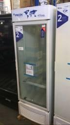 Freezer porta de vidro 565 litros 2 anos de garantia - Lucas