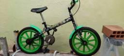Bicicleta infantil caloi do ben 10