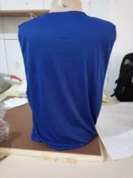 Colete azul