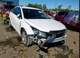 Sucata Chevrolet Cruze 2015