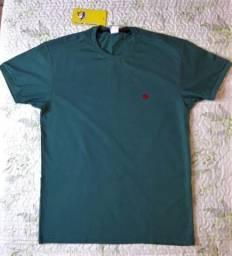 Camisa Casual Tamanho M Blue Shark 100%