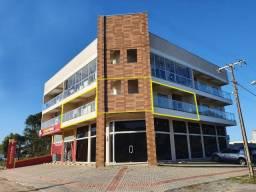 Apartamento para locação mensal de frente para o asfalto, no Centro de Itapoá