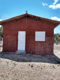 Vendo Terreno com Casa em Nazaria