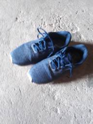 Sapato usado, 100reais