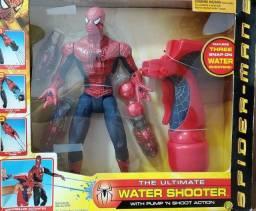Homem Aranha Snap-on atirador de água