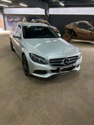 Mercedes Benz C180 Estate Avantgarde