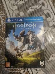 Título do anúncio: Vendo jogo Horizon Zero Dawn para PS4
