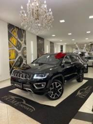 Título do anúncio: Jeep Compass Limited 4x4 Blindada