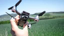 Vendo ou Troco Drone Spark Combo Fly More
