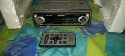 Radio toca CD Pioneer