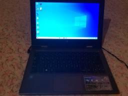 Notebook positivo ZR3630 / Tela Touch