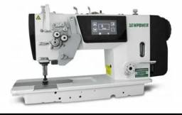 Máquina De Costura Pespontadeira Industrial Direct Drive