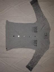 Vendo blusa de manga longa