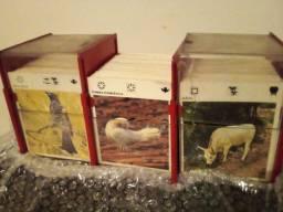 Coleção completa Mil Bichos Abril