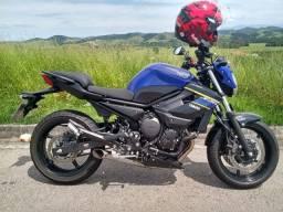 Apenas 3MIL KM XJ6N ABS 2018 BLUE RACING