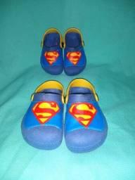 Título do anúncio: Sapatos infantis novos