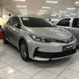 Título do anúncio: Toyota Corolla COROLLA GLI 1.8 FLEX 16V AUT. FLEX CVT