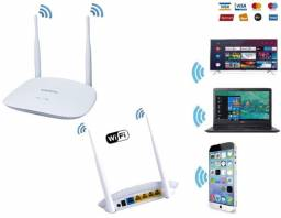 Repetidor Wifi, Roteador, Amplificador Wi-fi 300Mbps Wireless