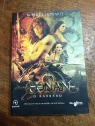 Livro Conan - O Bárbaro