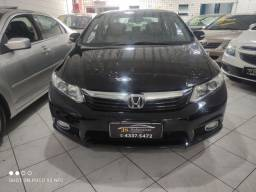 Título do anúncio: Civic LXR aut.flexone 2014