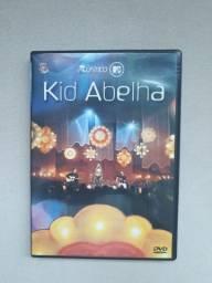 DVD original Kid Abelha acústico MTV
