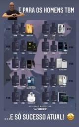 Título do anúncio: perfumaria marka da paz