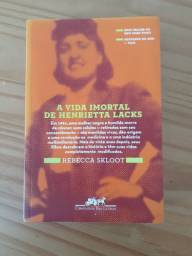 Livro A vida imortal de Henrietta Lacks