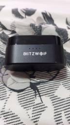 Fone de ouvido bluetooth Blitzwolf BW-fye7